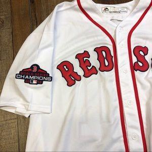 wholesale dealer c379d aa345 Chris Sale Boston Red Sox World Series Jersey XL